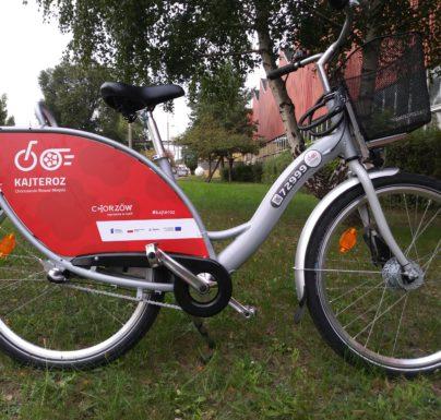 (Polski) 2 tygodnie do uruchomienia Chorzowskiego Roweru Miejskiego